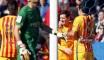 صور من مباراة ليفنتي 0 - 2 برشلونة