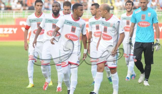 مولودية الجزائر 1 - 1 شبيبة القبائل - سلسلة ضربات الترجيح