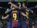 برشلونة 5 - 0 ريال مايوركا