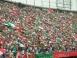 مولودية الجزائر ـ شباب قسنطينة ـ أجواء رائعة يصنعها الأنصار في الملعب